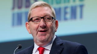 Len McCluskey, pictured earlier this year.