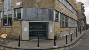 The Mangle nightclub in Dalston, east London, where the attack took place.