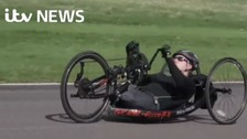 Endurance race for wounded military veterans