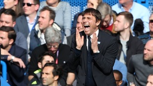 Conte: Tottenham should give up 'underdog' tag