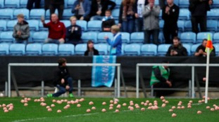Coventry City owners apologise to fans for mistakes made in the buildup to relegation