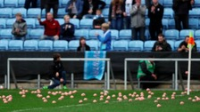 Coventry City's owners have apologised to fans after they were relegated