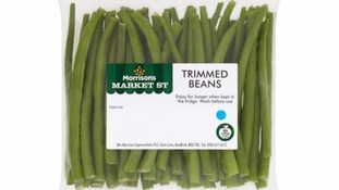 Morrisons recalls green beans after metal pieces found inside