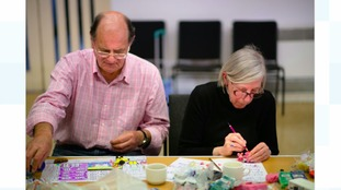 Creative Age groups meet every Friday