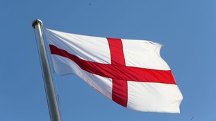 Leicester gets ready to celebrate St George's Day