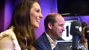 Game Of Thrones, takeaways and 'dad dancing': Duke and Duchess of Cambridge open up in light-hearted interview