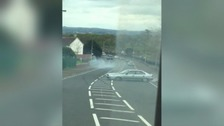 Death drivers pose deadly risk in west Belfast