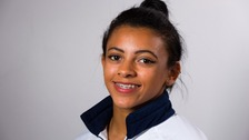 Ellie Downie wins all-around gold at major championship