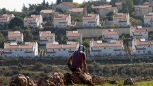 The Jewish settlement of Halamish