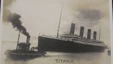 Rare Titanic memorabilia sold at auction