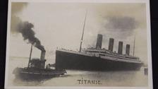 Rare Titanic memorabilia up for auction