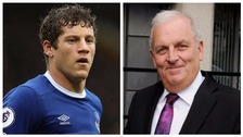 Ross Barkley and Kelvin MacKenzie.