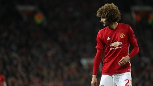 Fellaini happy with his form this season
