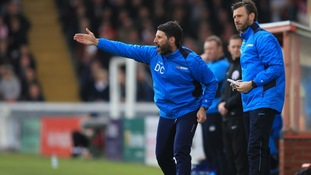 Danny Cowley has had a remarkable first season at Lincoln City.