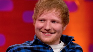 Suffolk superstar Ed Sheeran is in the top 100 of most influential people