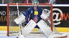 World championship home ice 'giant boost' to Team GB
