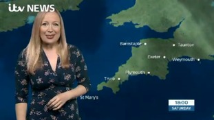 The weather for the South West