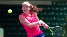 Fed Cup: British tennis star Konta in tears as Romania coach sent off