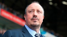 Rafa Benitez on the verge of Newcastle legend status.