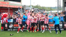 Imps back in Football League after 6 year absence