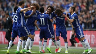 Chelsea reach FA Cup final with thrilling 4-2 win against Tottenham