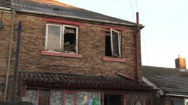 Consett fatal fire 