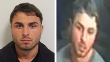 Arthur Collins arrested over nightclub 'acid attack'