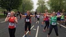 Southampton's marathon and half marathon