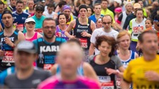 Record number of runners sign up for London Marathon