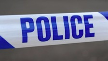 Motorcycle passenger dies after Aberfan crash