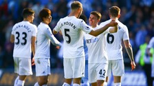 Swansea have rediscovered the momentum says Paul Clement