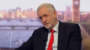 Jeremy Corbyn raises prospect of scrapping Trident