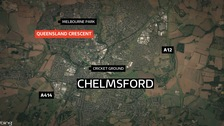 Police search for duo following Chelmsford stabbing
