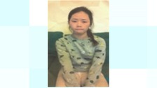 Appeal for sightings of missing 13-year-old girl