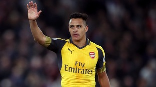 Guardiola: Rivals will be monitoring Sanchez's contract situation