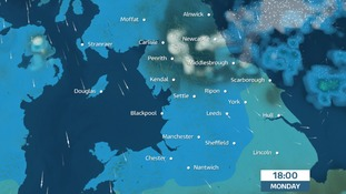 Cold spell on the way