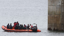 Scores of divers renew search for Rescue 116 helicopter crew