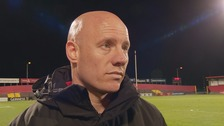 Jersey Reds Head Coach: Now we want more
