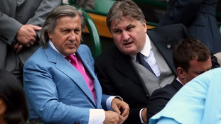 Nastase suspended by ITF following Fed Cup controversy
