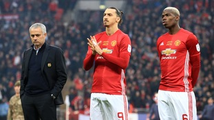 Mourinho: Ibrahimovic faces long road to recovery