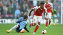 Oxlade-Chamberlain impressed against City.