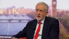 Home secretary: Corbyn would 'dismantle' British defences