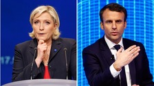 French election: Who are candidates Le Pen and Macron?