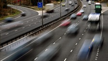 Tougher fines for speeding motorists come into force