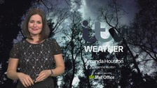Wales Weather: a cloudy and cold start to the week