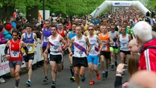 £1 million spent in city during marathon weekend