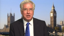 Sir Michael Fallon said the Conservative position on the tax pledge will be clear later this week.
