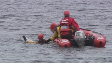 Cumbrian firefighters join campaign to prevent drowning