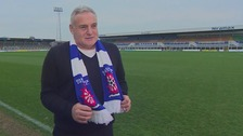 Hartlepool United boss Dave Jones reportedly sacked