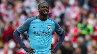 Yaya Toure: Man City suffered due to poor refereeing in Arsenal loss